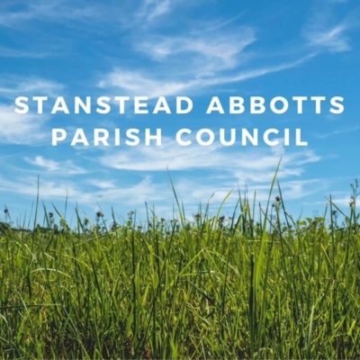 Stanstead Abbotts Paish Council New Logo